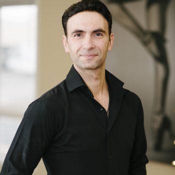 Tony Karadzhov Headshot